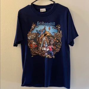 Splash Mountain New With Tag T shirt